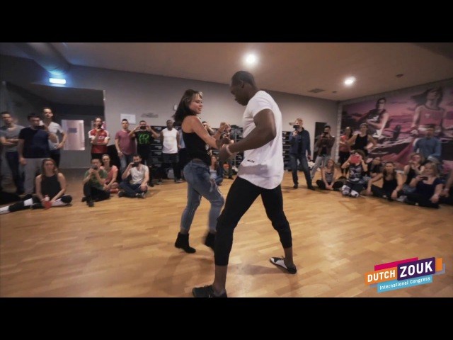 Marc Xtine Brazilian Zouk Demo @ Dutch Zouk 2017
