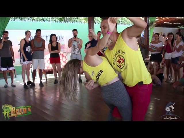 Baila Mundo David e Deywylla Berg's Congress 2017