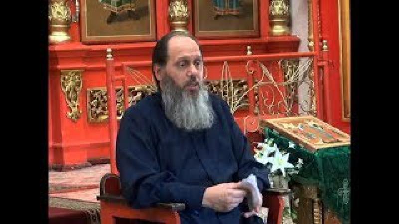 Отец Владимир Головин заявил что он экуменист за объединение всех церквей