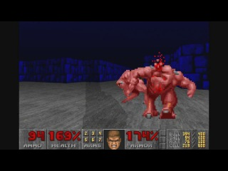DOOM II. Hell on Earth. IDKFA. SECRET LEVEL! (31)