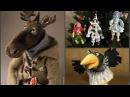 Творческая встреча Игрушки из войлока и не только Студия Шерсти клок