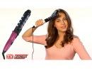 Керамические щипцы для завивки волос «Голливуд» в домашних условиях. купить на leomax