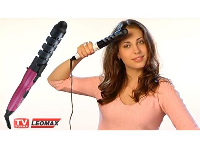 Керамические щипцы для завивки волос Голливуд в домашних условиях купить на