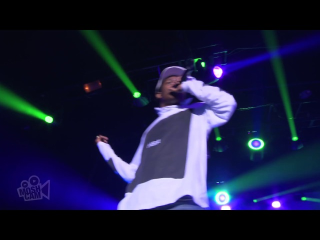 A$AP Rocky - Hands On The Wheel (ScHoolboy Q) | Live in Sydney | Moshcam