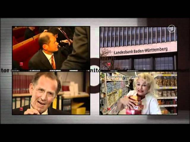 Die Riester-Lüge - Riester Renten-Lüge ARD