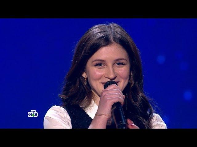 Она запела, и жюри бросилось нажимать кнопки: Настя из Мурманской области сразил...