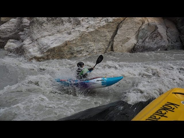 Epic Kayaking Expedition in Sary Jaz river Kyrgyzstan