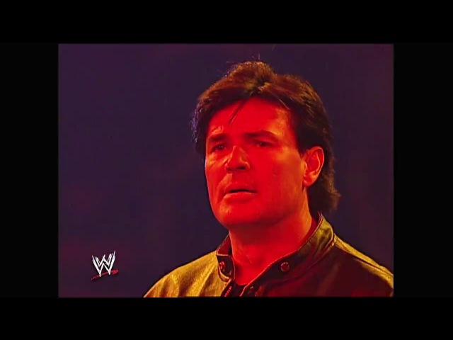 Kane vs Eric Bischoff Raw 08 11 2003