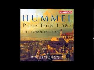 Hummel - Piano Trio No 1 in Eb major, Op 12