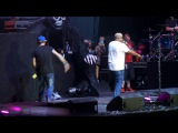 Vanilla Ice - FreeStyle On The Mic - Ft Tone Loc Coolio Live Concert