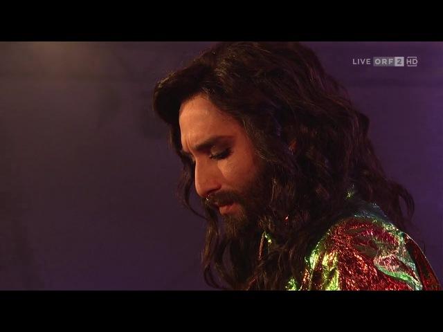 Conchita Wurst - Where Do I Begin (Love Story), Wiener Festwochen, ORF2, 12.05.2017