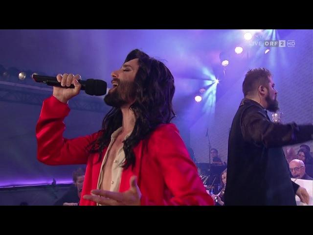 Conchita Wurst - Heroes, Wiener Festwochen, ORF2, 12.05.2017