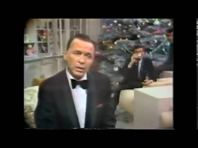 Frank Sinatra at The Dean Martin Show -