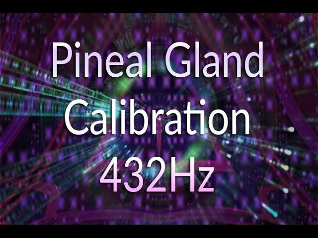 Pineal Gland Calibration ~ 432Hz Theta Binaural Beat Meditation (sample)