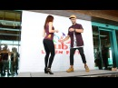 Amazing Musicality by Albir and Sara Panero | Dubai Latin Fest 2016