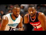 John Wall 24 Points, 7 Assists VS Kemba Walker 21 Points, 5 Assists | 01.23.17 #NBANews #NBA
