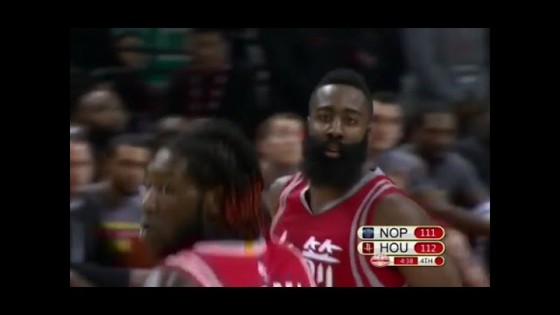 James Harden Highlights vs Pelicans 26pts 7reb 15ast 2stl