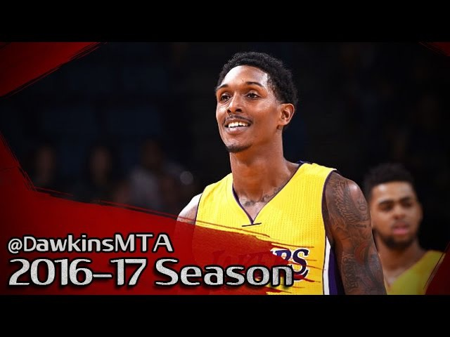 Lou Williams Full Highlights 2016.10.09 vs Nuggets - 25 Pts, 15 in 4th Quarter!