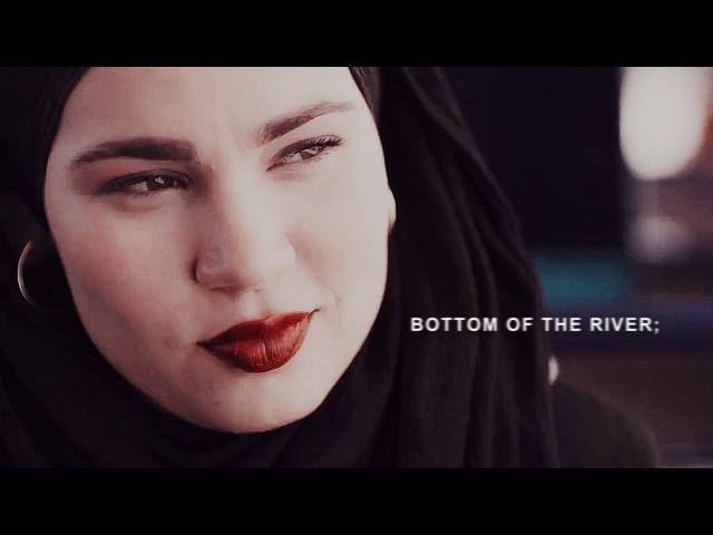 Sana bakkoush | bottom of the river