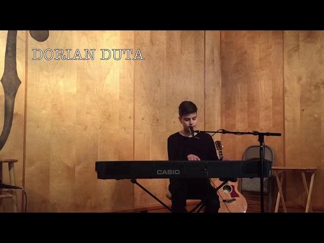 Shawn Mendes - Mercy - Cover by Dorian Duta (Acoustic)