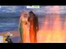 The Sims 4/Русалочка/Еда зеркало кровать /часть 4