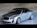 Review - 118 Scale Bburago Bentley Continental Supersports