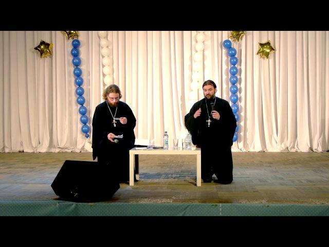 Общественная встреча протоиерея Андрея Ткачёва в г.Пенза.