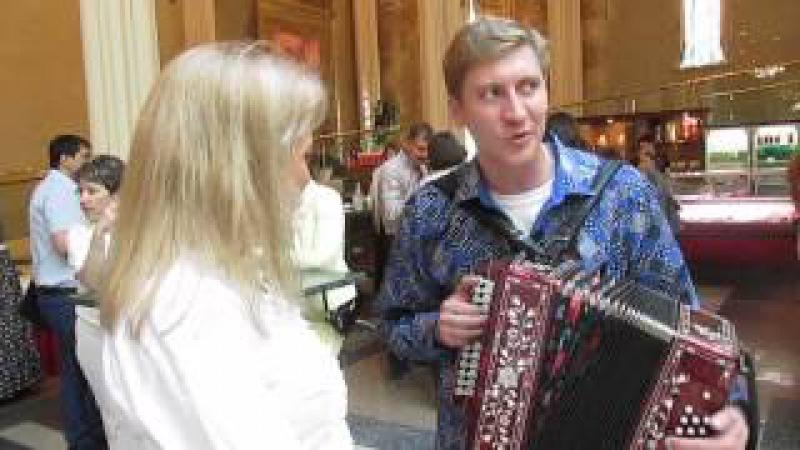 Игорь Шипков и Лена Василёк - тополь и рябина