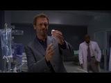 Разбудить из комы. Момент из сериала Доктор Хаус. Doktor Haus.  2006. Отрывок