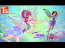 Обзор на куклу Винкс Текна Гармоникс Harmonix Fairy