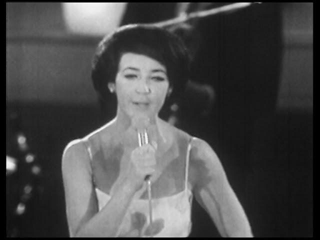 ''Paper Tiger'' - Barbara Gibson (1965) (live)