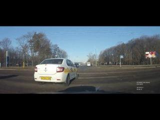 Могилев, перекресток Крупской и Турова, 17.03.2017