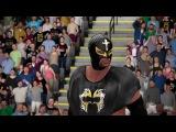 Roman Reigns &amp Seth Rollins vs Sin Cara &amp Rey Misterio Tag Team Championship