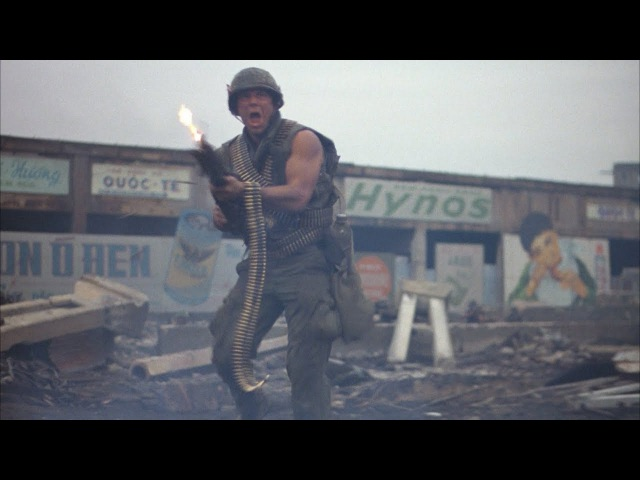 Full Metal Jacket 1987 Animal Mother's Charge HD Clip 29 34
