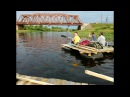 Сплав на плотах по реке Березине
