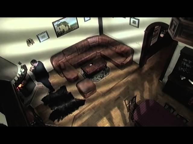 Застывшие депеши 4 серия (2010)