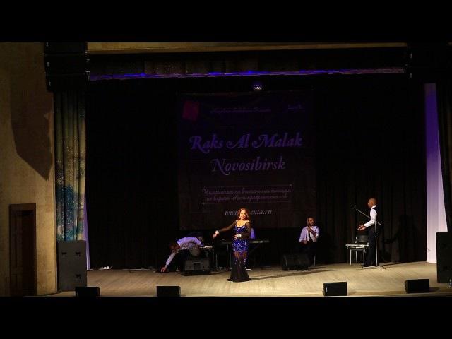 Delariya Petrash and Orchestra Khayam ESMAOUNI and TAHTIL SHIBAK