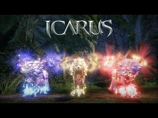 Mount Preview Torkai, Crimson Torkai Divine Alkanin [Icarus Online]