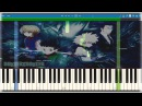 Elegy Of The Dynast Hunter x Hunter 2011 OST Synthesia Piano Tutorial