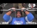 Декстер Джексон Тренировка рук неделя до Олимпии 2014 - RUS SportFaza