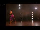 XIII Moscow International Ballet Competition. Арсений Хорунжий &amp Виктория Сдельникова - Адаптация