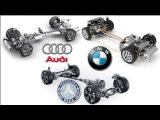 4MATIC Vs xDrive Vs Quattro 4X4 System - Mercedes Benz BMW Audi
