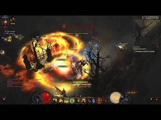 Diablo III RoS 2.4 Monk Сунвуко ( волна света) Т10