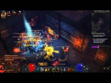 Diablo III RoS 2.4.1 WitchDoctor HellTooth Set season 75 GPАдский зуб 75ый портал
