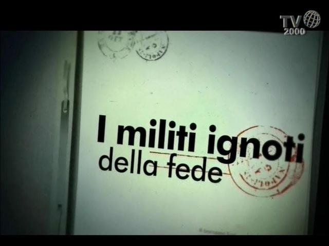 I militi ignoti della fede - Ungheria '56, un canto di libertà - puntata del 6 dicembre 2013