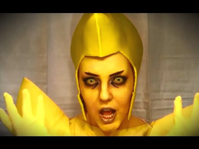 Whats the use of feeling blue - Yellow Diamond Cosplay (Steven Universe)