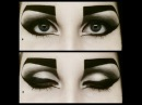 Deathrock Makeup Tutorial