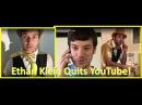 Ethan Klein Quits YouTube!