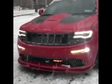 Keep in the snow looking good! Jeep Grand Cherokee SRT8