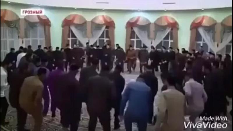 Кадыров жге)